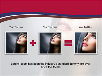 Fashion Brunette PowerPoint Template - Slide 22