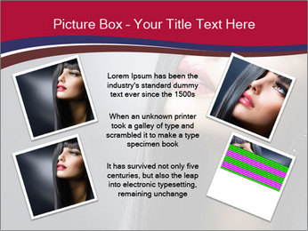 Fashion Brunette PowerPoint Template - Slide 24