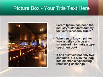 Bar counter PowerPoint Templates - Slide 13