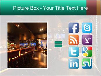 Bar counter PowerPoint Templates - Slide 21