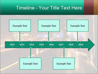 Bar counter PowerPoint Templates - Slide 28