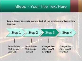 Bar counter PowerPoint Templates - Slide 4