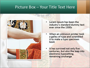 Traditional thai massage PowerPoint Template - Slide 13