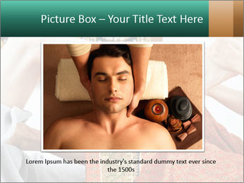 Traditional thai massage PowerPoint Template - Slide 15