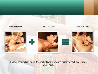 Traditional thai massage PowerPoint Template - Slide 22