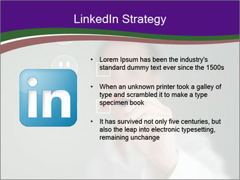 Business man PowerPoint Template - Slide 12