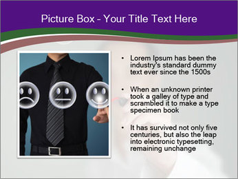 Business man PowerPoint Template - Slide 13