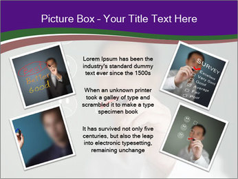 Business man PowerPoint Template - Slide 24