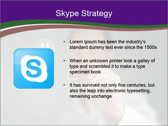 Business man PowerPoint Template - Slide 8