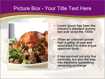 Healthy dish PowerPoint Template - Slide 13