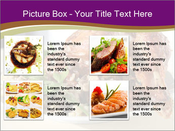 Healthy dish PowerPoint Template - Slide 14