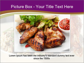 Healthy dish PowerPoint Templates - Slide 16