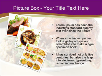 Healthy dish PowerPoint Template - Slide 17