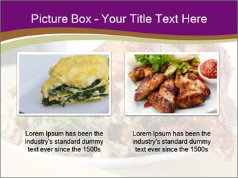 Healthy dish PowerPoint Template - Slide 18