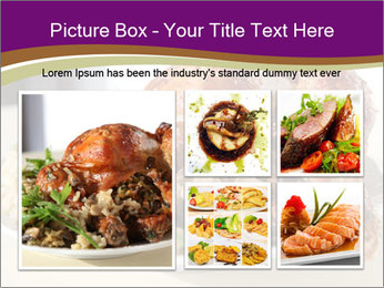 Healthy dish PowerPoint Templates - Slide 19