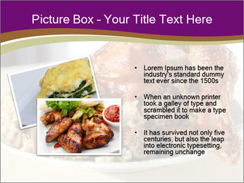 Healthy dish PowerPoint Template - Slide 20
