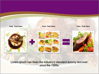 Healthy dish PowerPoint Templates - Slide 22
