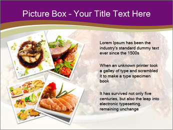 Healthy dish PowerPoint Template - Slide 23