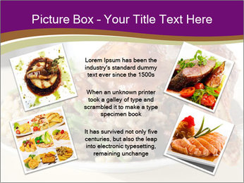 Healthy dish PowerPoint Template - Slide 24