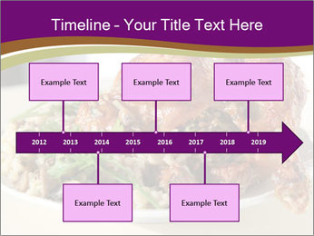 Healthy dish PowerPoint Templates - Slide 28