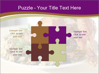 Healthy dish PowerPoint Template - Slide 43