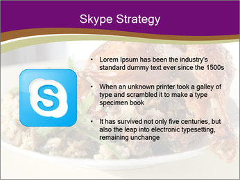 Healthy dish PowerPoint Template - Slide 8