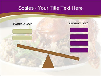 Healthy dish PowerPoint Templates - Slide 89