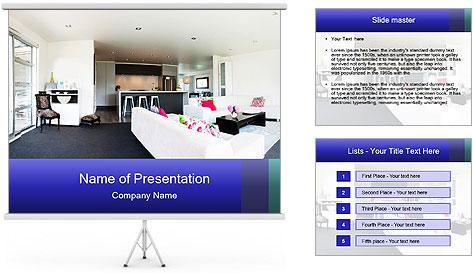 Panoramic Photo PowerPoint Template