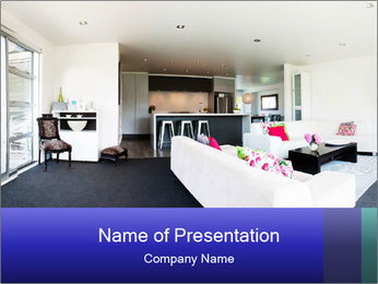 Panoramic Photo PowerPoint Templates - Slide 1