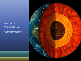 Digital illustration PowerPoint Template