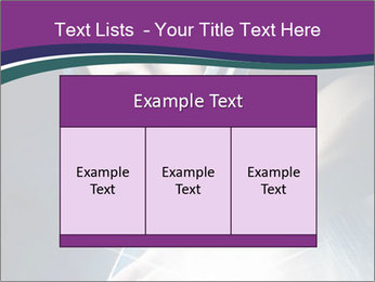 Brunette woman PowerPoint Template - Slide 59