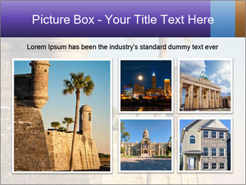 National Monument in St. Augustine PowerPoint Templates - Slide 19