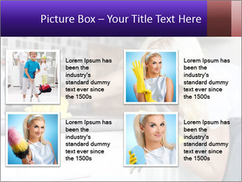 Housework PowerPoint Templates - Slide 14