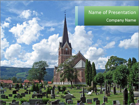 Chruch PowerPoint Templates