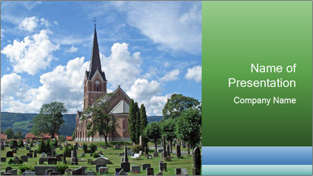 Chruch PowerPoint Template
