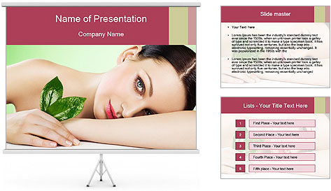 Organic PowerPoint Template