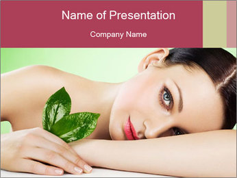 Organic PowerPoint Templates - Slide 1