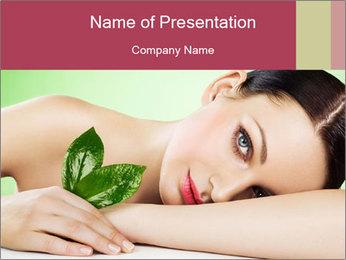Organic PowerPoint Template - Slide 1