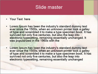 Organic PowerPoint Template - Slide 2