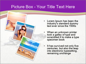 Sea turtle PowerPoint Template - Slide 17