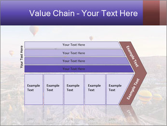 Hot air balloon PowerPoint Template - Slide 27