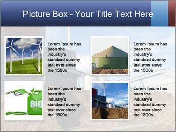 Bio power plant PowerPoint Template - Slide 14