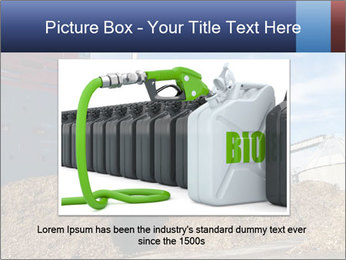 Bio power plant PowerPoint Template - Slide 15