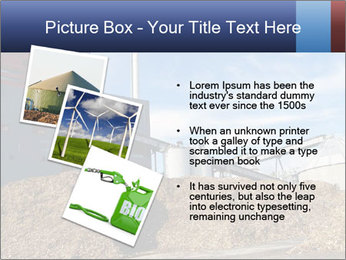 Bio power plant PowerPoint Template - Slide 17