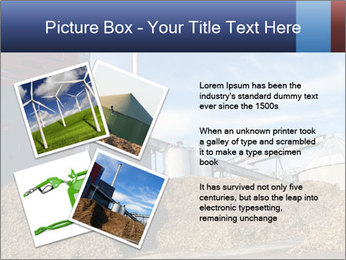 Bio power plant PowerPoint Template - Slide 23