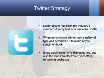 Bio power plant PowerPoint Template - Slide 9