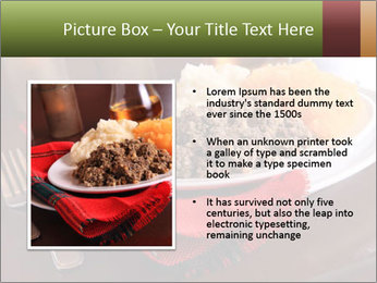 Table Setting PowerPoint Template - Slide 13