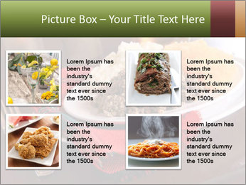 Table Setting PowerPoint Template - Slide 14