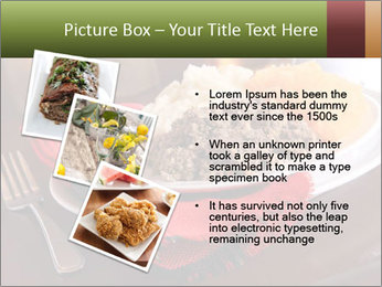 Table Setting PowerPoint Template - Slide 17