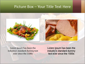 Table Setting PowerPoint Template - Slide 18